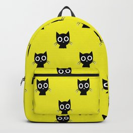 House Full Of Cats - pattern Backpack