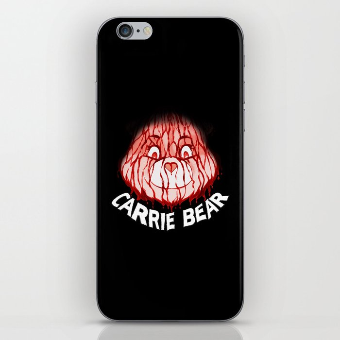 Carrie Bear iPhone Skin