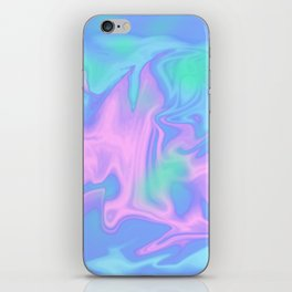 Candyfloss Sky iPhone Skin