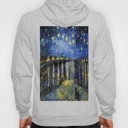 Vincent Van Gogh Starry Night Hoody