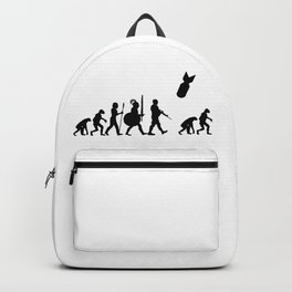 Nuclear Bomb Evolution Backpack