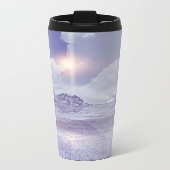 Magic in the Clouds IV Metal Travel Mug