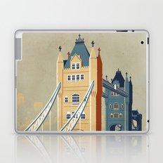 Tower Bridge Laptop & iPad Skin