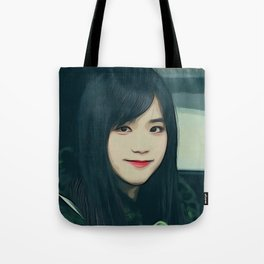 Kim Jisoo Tote Bag