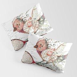 The Wild Badminton Birdie Pillow Sham