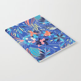Floating Flowers Notebook