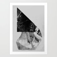 broken Art Prints featuring Broken by ilyya