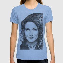 Lisa Cuddy House MD Art T-shirt