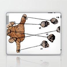 The Five Dancing Skulls Of Doom Laptop & iPad Skin