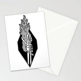Demonkind logo Stationery Cards