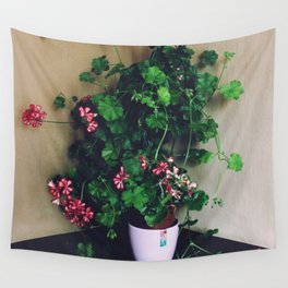 Flower R2 Wall Tapestry