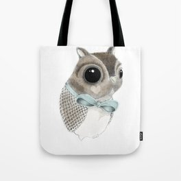 Mister Hoot Tote Bag