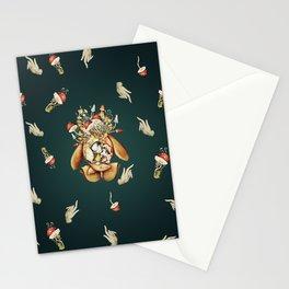Toadstool Spirit Stationery Cards