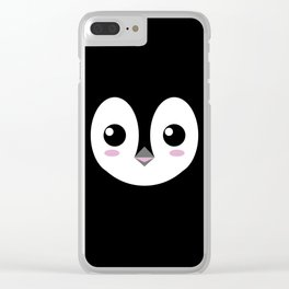 Baby Penguin. Kids & Puppies Clear iPhone Case