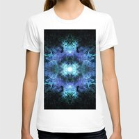 matrix T-shirts featuring Cosmic Matrix by WES EXOTIC IMAGERY
