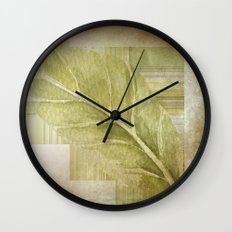 fall is coming -4- Wall Clock