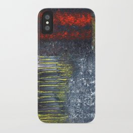 Abstract Nr. 3 iPhone Case