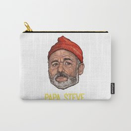 Papa Steve Carry-All Pouch
