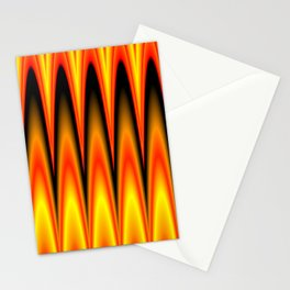 magical colors Stationery Cards