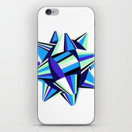 bow iPhone Skin