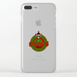 Shen Dojo Clear iPhone Case
