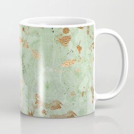 Copper & Marble Coffee Mug