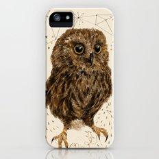 Mr.Owl IV iPhone (5, 5s) Slim Case
