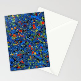 Abstract #913 Stationery Cards