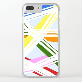 Daytime Limbo Clear iPhone Case