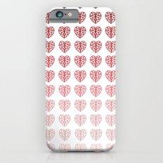Heart Gradient iPhone 6s Slim Case