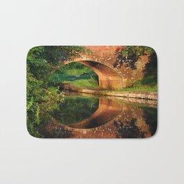 Sunlight Bridge Bath Mat