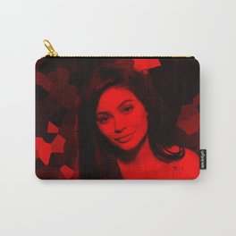 Kylie Jenner - Celebrity (Photographic Art) Carry-All Pouch