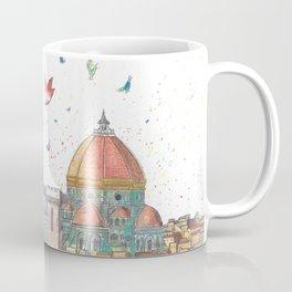 Colors Of Florence Coffee Mug