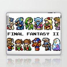 Final Fantasy II Characters Laptop & iPad Skin