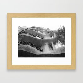 Contemporary Details Framed Art Print