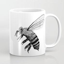 Amos Fortune Bee Coffee Mug