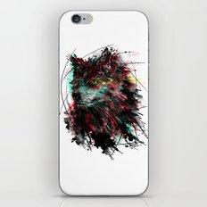 N WOlfie iPhone & iPod Skin