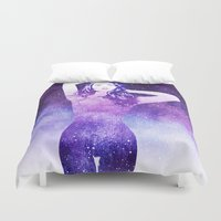 return Duvet Covers featuring Return To Me by Stevyn Llewellyn
