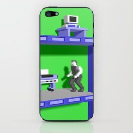 Inside Impossible Mission iPhone Skin