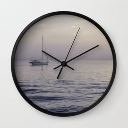 Where the heart takes you Wall Clock