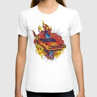 muscle T-shirts featuring Muscle by Tshirt-Factory