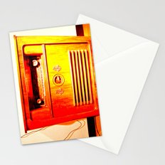 THE MUSIC Stationery Cards