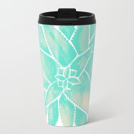 Aloe Vera – Mint Palette Travel Mug