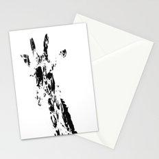 Giraffe Scribble 2 Stationery Cards