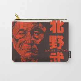 TAKESHI KITANO Carry-All Pouch