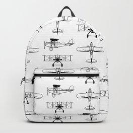 Biplanes Backpack