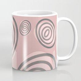 Swirls - Mid-Century-Modern Coffee Mug