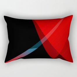 penetrate Rectangular Pillow