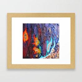 Valediction Framed Art Print