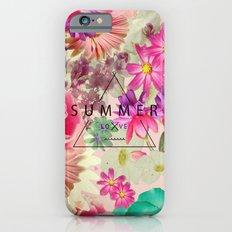 SUMMER LOVE Slim Case iPhone 6